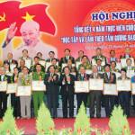 """Ninh Giang: Tổng kết 4 năm thực hiện cuộc vận động """"Học tập và làm theo tấm gương đạo đức Hồ Chí Minh"""""""