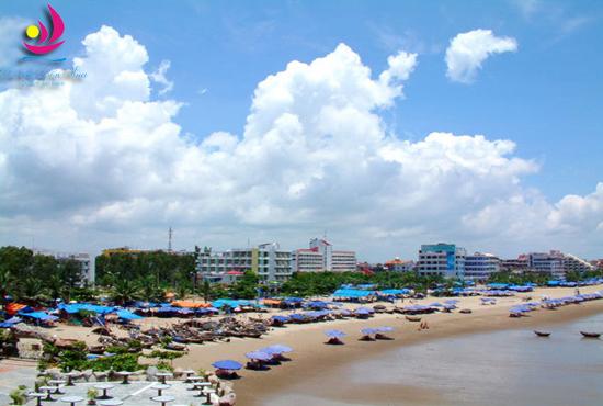 Du lịch Hè: Hà Nội – Sầm Sơn 3 ngày 2 đêm giá rẻ
