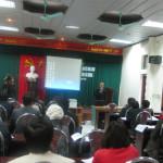 Sở Thông tin và Truyền thông tổ chức tập huấn nghiệp vụ thông tin và truyền thông