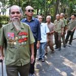Linh cữu Đại tướng Võ Nguyên Giáp sẽ được chuyển bằng máy bay vào Quảng Bình