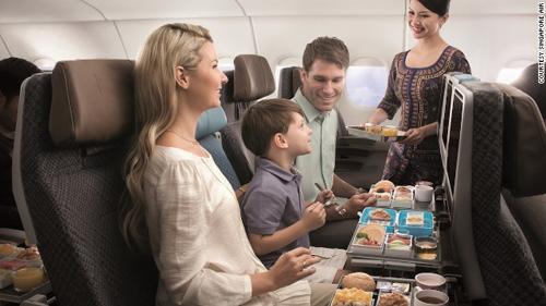 Hướng dẫn cách đi cùng trẻ những chuyến bay dài