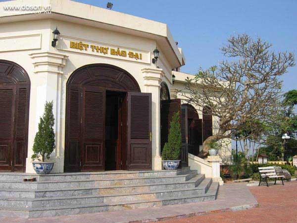 Ngôi biệt thự Bảo Đại ở Đồ Sơn
