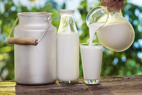 Sữa bò non béo ngậy, thơm ngon